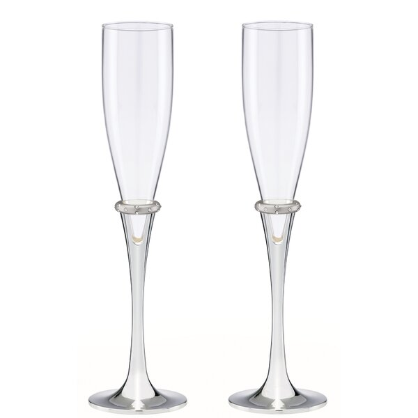 Devotion Champagne Flute (Set of 2) by Lenox