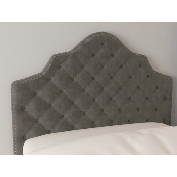 Christophe Upholstered Panel Headboard by Willa Ar