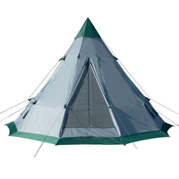 Teepee 8 Person Tent by Winterial