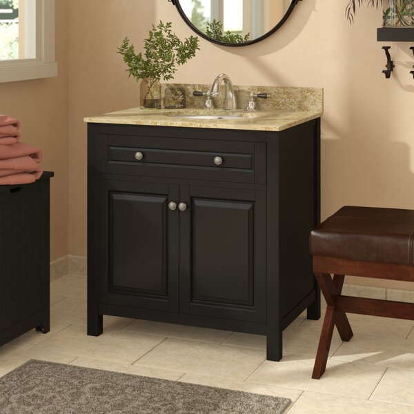 Geter 30  Single Bathroom Vanity Set by Three Posts