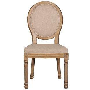 Florenza Vintage Upholstered Dining Chair (Set of 2)
