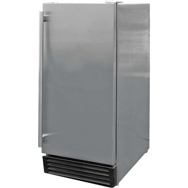 14.75-inch 3.25 cu. ft. Undercounter Compact Refrigerator by Cal Flame