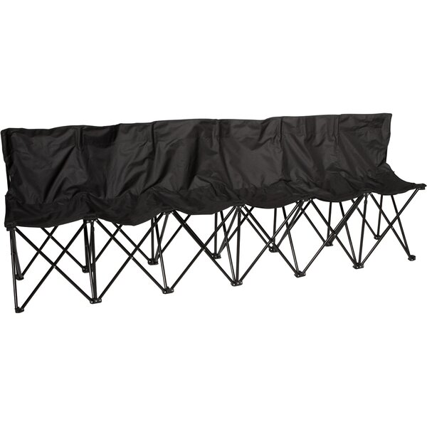 Sport Sideline Folding Camping Bench By Trademark Innovations.
