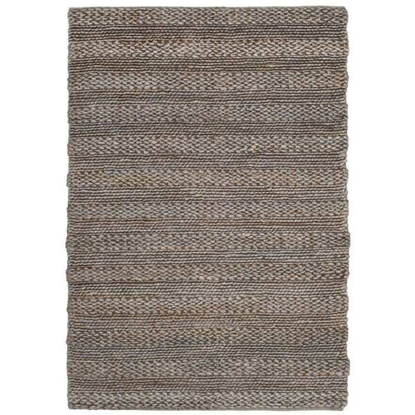 Eco-Smart Hand-Woven Beige Area Rug by Laurel Foundry Modern Farmhouse