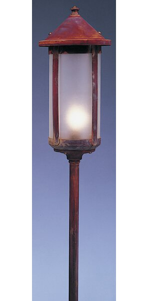Berkeley 1-Light Pathway Light by Arroyo Craftsman