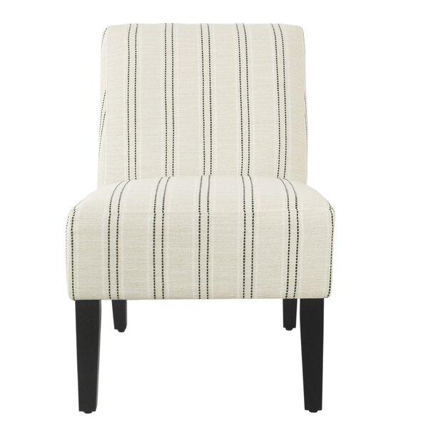 Endsley Slipper Chair By Ebern Designs
