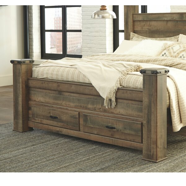 Ludlow Platform Bed by Three Posts