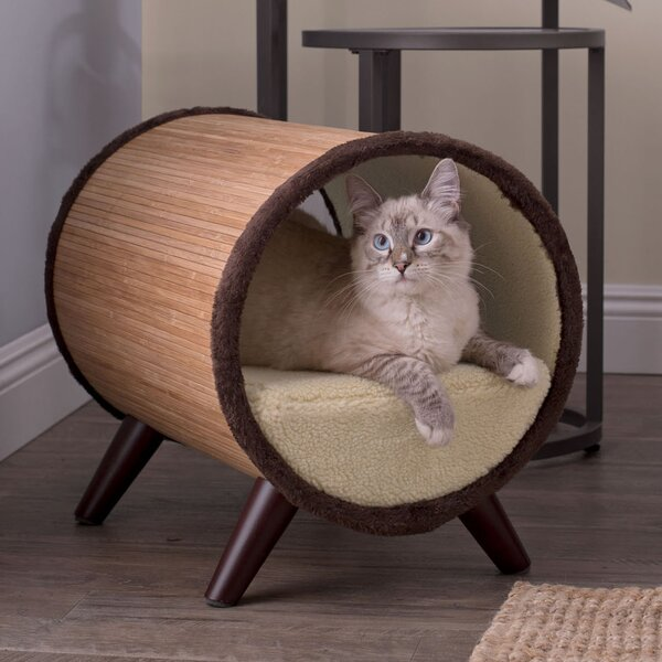 Kinde Tubular Pet Bed by Tucker Murphy Pet