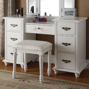 Torian Vanity Set by A&J Homes Studio
