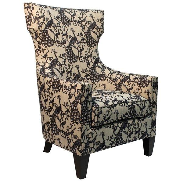 Ukee Armchair by Bloomsbury Market