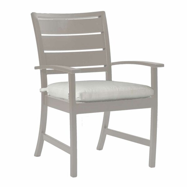 Charleston Patio Dining Chair with Cushion by Summer Classics