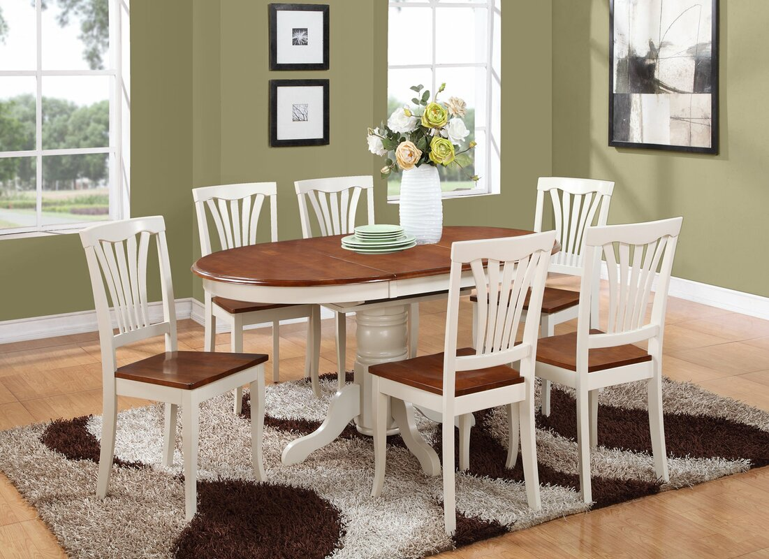 Oval Kitchen & Dining Room Sets You\'ll Love | Wayfair