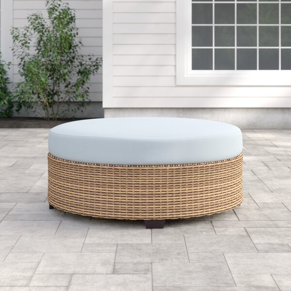 Waterbury Wicker Coffee Table by Sol 72 Outdoor