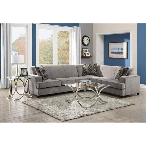 Prudhomme Right Hand Facing Sleeper Sectional By Red Barrel Studio
