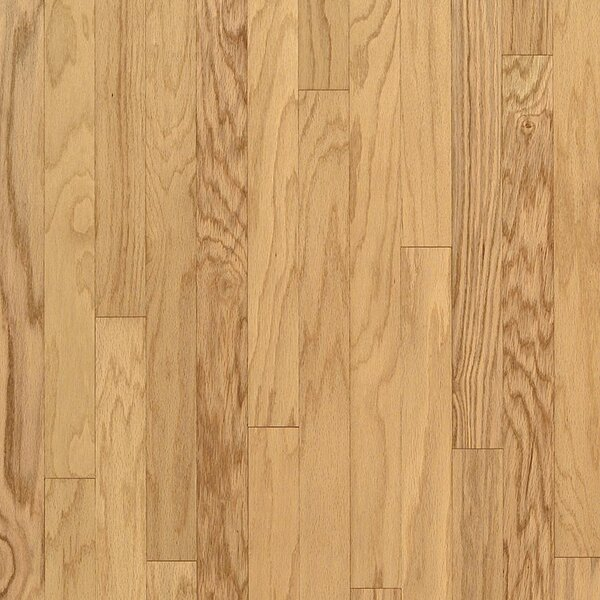 Turlington 3 Engineered Red Oak Hardwood Flooring in Natural by Bruce Flooring