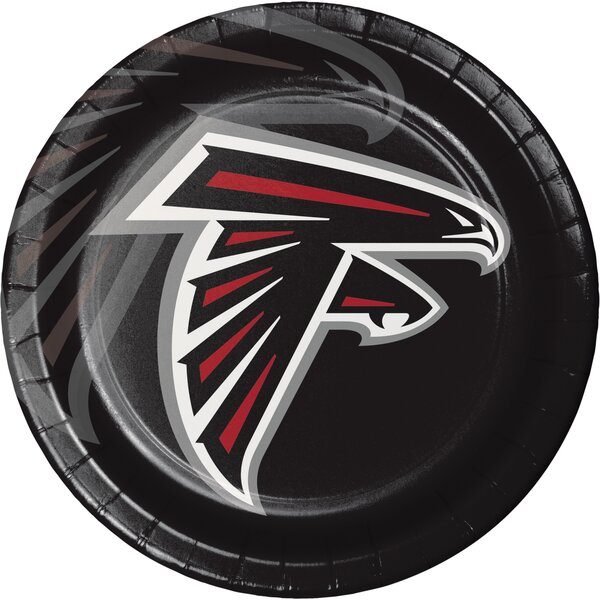 NFL Paper Dinner Plates (Set of 24) by Creative Converting