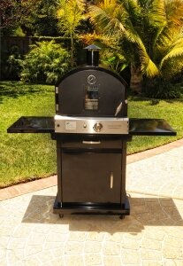 Outdoor Gas Oven by Pacific Living