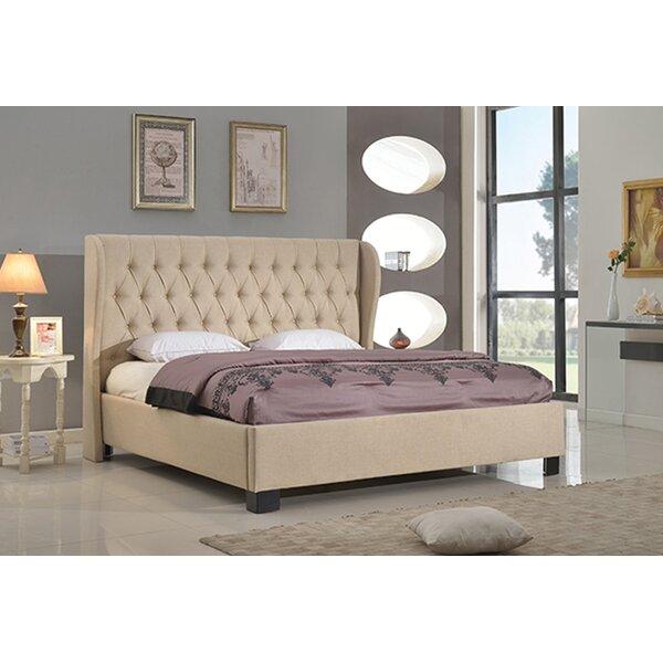 Upholstered Platform Bed by Birch Lane™