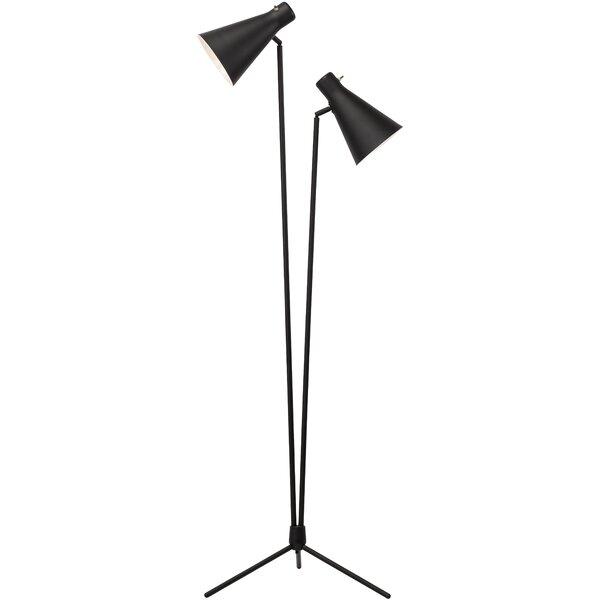 Adriana 64.25 Tree Floor Lamp by Corrigan Studio