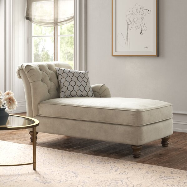 Mitchell Chaise Lounge By Kelly Clarkson Home