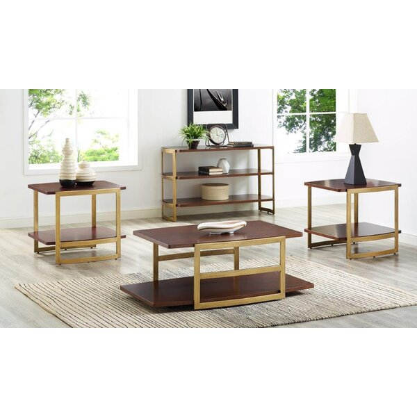 Holifield 4 Piece Coffee Table Set By Red Barrel Studio®