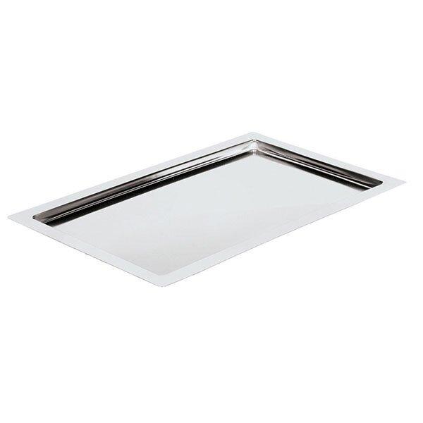 1/1 Stainless Steel Tray by Paderno World Cuisine
