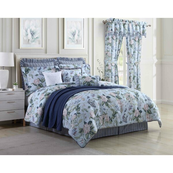 Williamsburg Garden Comforter Set