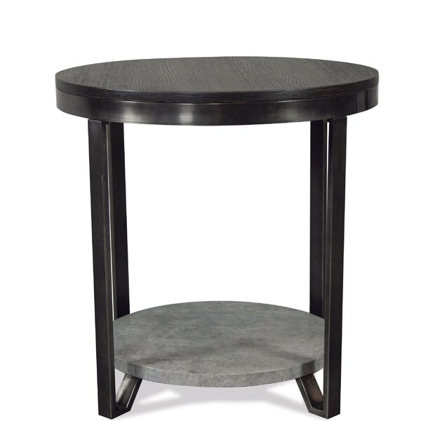 Judel End Table by Williston Forge