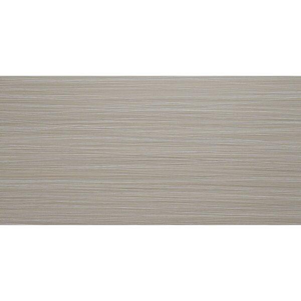 Fabrique 12 x 24 Porcelain Wood Look Tile in Gris Linen by Daltile