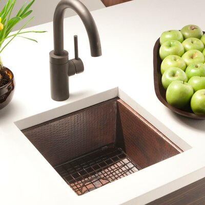 Kitchen Sink Undermount Antique Copper 523 Product Photo