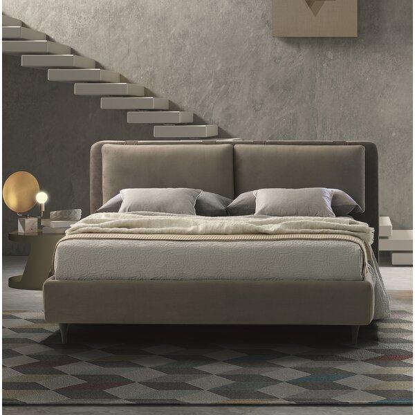 Goodview Upholstered Platform Bed by Brayden Studio
