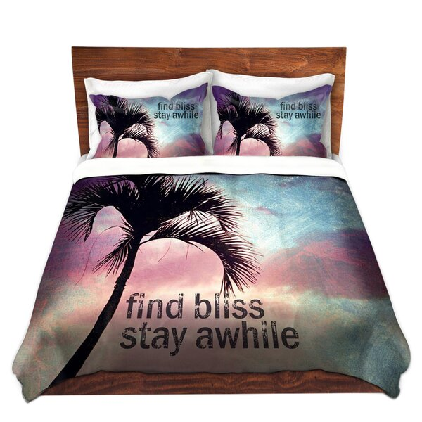 Find Bliss I Duvet Cover Set