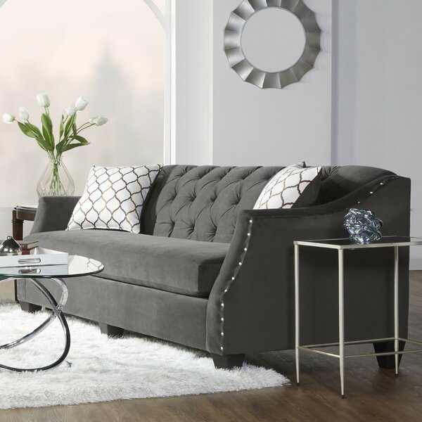 Popular Bostick Sofa by House of Hampton by House of Hampton