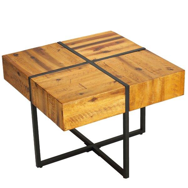 Zavaleta End Table by Union Rustic