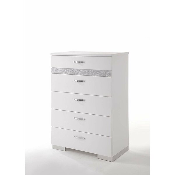 5 Drawer Chest by Orren Ellis