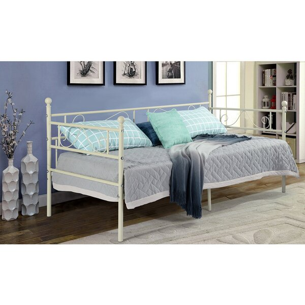 Calthorpe Metal Twin Daybed by Winston Porter Winston Porter