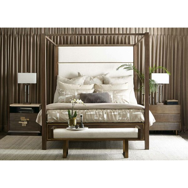 Profile King Poster Configurable Bedroom Set by Bernhardt