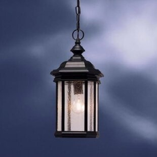 Kirkwood 1-Light Outdoor Hanging Lantern By Kichler Outdoor Lighting