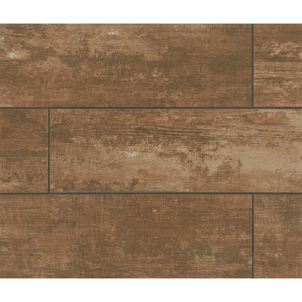 Sonoma 8 x 36 Porcelain Wood Look/Field Tile in Manor by Grayson Martin