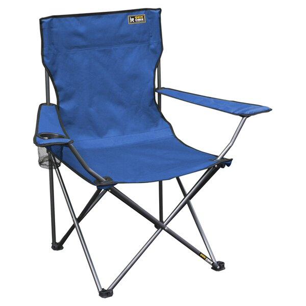 Burns Folding Camping Chair by Quik Chair