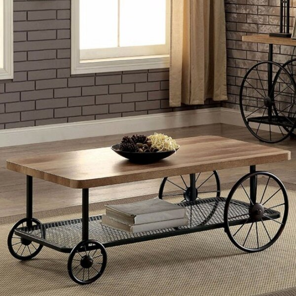 Kyrie Coffee Table by Williston Forge