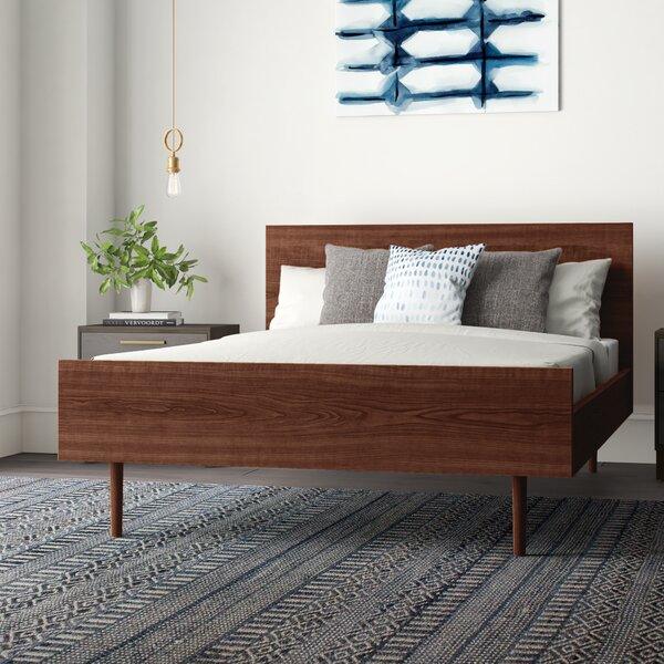 May Platform Bed by Miles & May