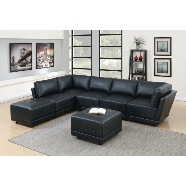 Best #1 Kleiman 7 Piece Living Room Set By Latitude Run Design