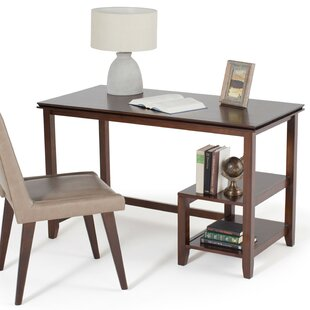 Gosport Solid Wood Writing Desk