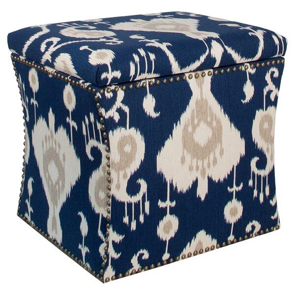 Padma Storage Ottoman by Skyline Furniture
