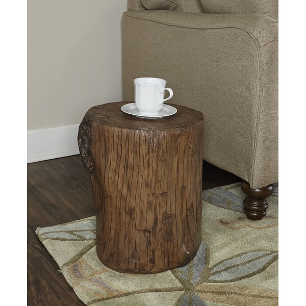 Burgin Accent Stool by Mercury Row