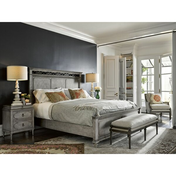 Gatefield Panel Headboard by Darby Home Co