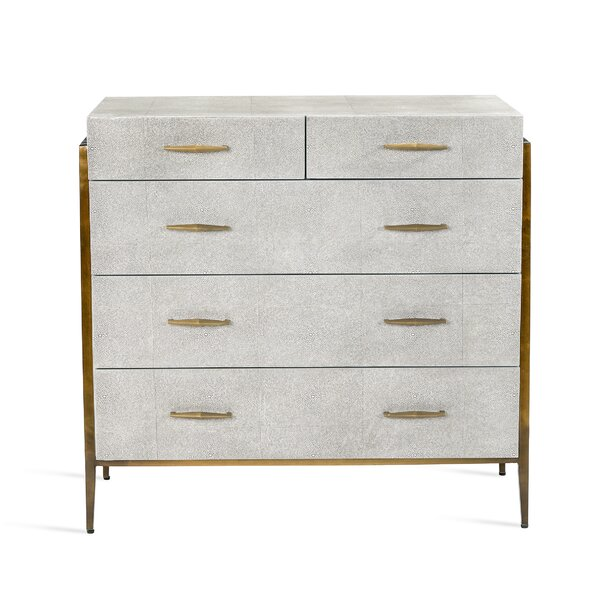 Morand 5 Drawer Chest by Interlude