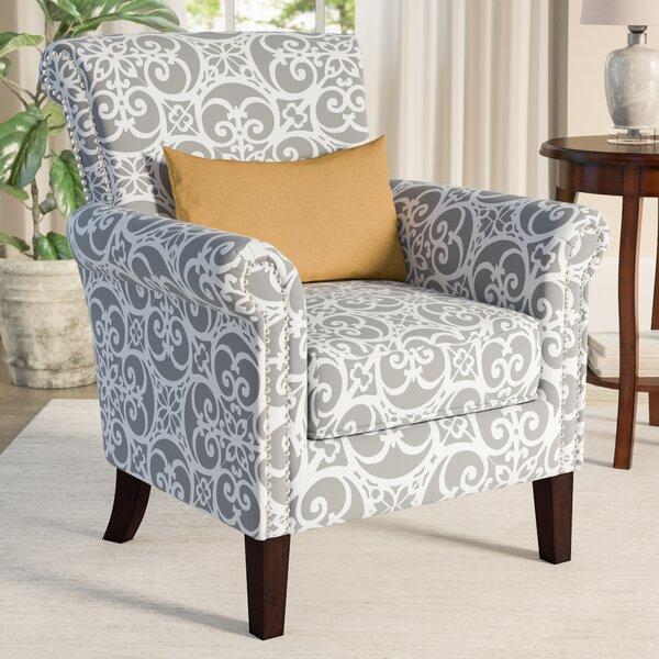 Olson Armchair by Alcott Hill