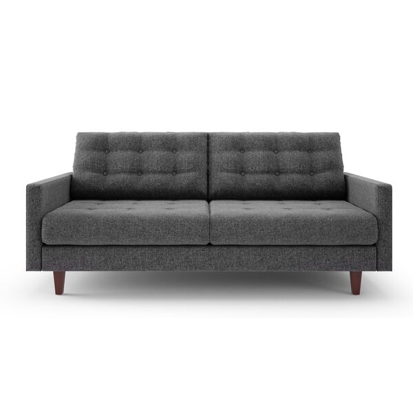 Canyon Sandy Tufted Sofa by Langley Street